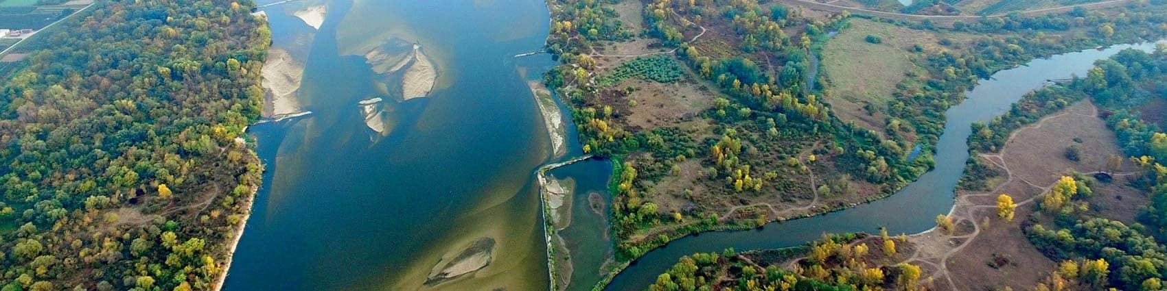 Ochrona środowiska a zmiany klimatu | Ochrona rzek | Wpływ zmian klimatycznych na rzeki | Regulacja rzek